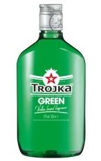 Trojka Green Wodka/Liquor