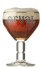 Bierglas Orval