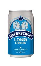 Sinebrychoff Gin Long Drink Grapefruit