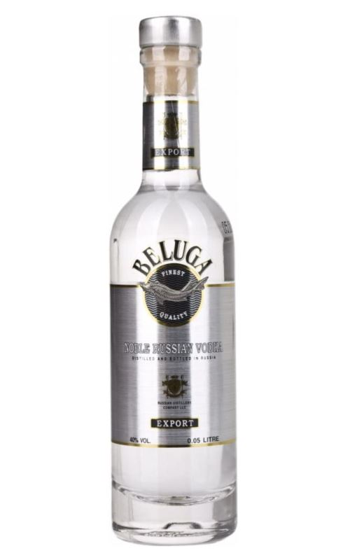 Wodka Beluga Noble
