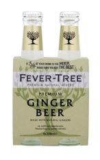 Fever-Tree Ginger Beer 4x