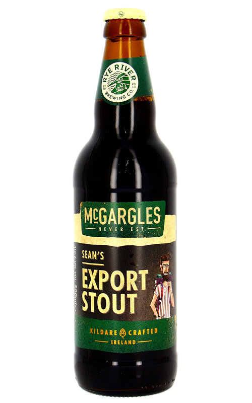 Mc Gargles Export Stout