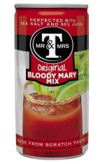 Mr.& Mrs. T Bloody Mary Mix