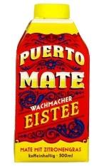 Puerto Mate Eistee Zitronengras