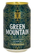 Thornbridge Green Mountain Hazy Session IPA