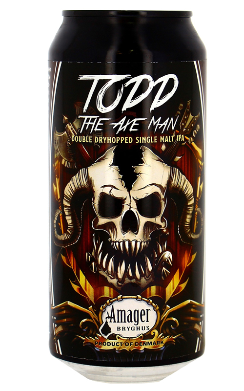 Amager Todd The Axe Man IPA