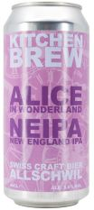 Kitchen Brew Alice in Wonderland Neipa