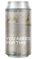 Boundary You Asked For This Pale Ale