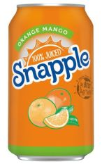 Snapple Orange Mango