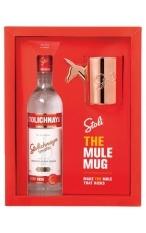 Stolichnaya Premium Geschenkbox Mule Mug