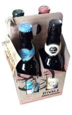 Trois Dames Geschenkbox 4 Bier