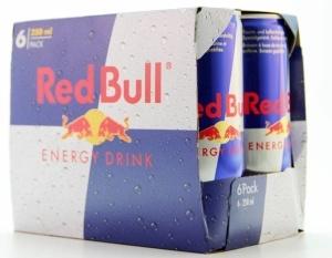 Red Bull 6x