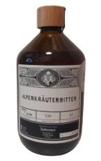 Stadtbrennerei & Stadtkelter Alpenkräuterbitter