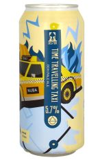 Brew York Time Travelling Taxi DDH Pale Ale