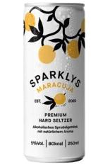Sparklys Hard Seltzer Maracuja