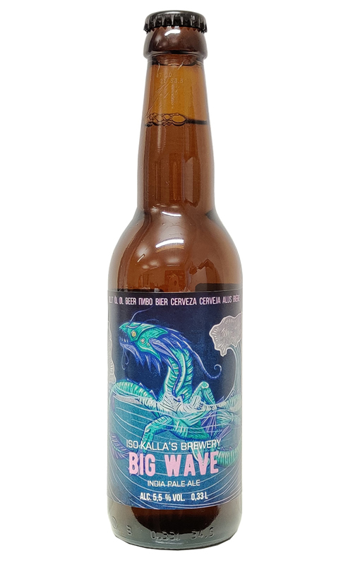 Iso-Kallan Big Wave IPA