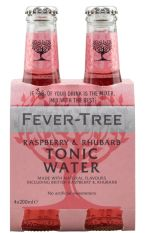 Fever-Tree Raspberry & Rhubarb 4er Pack