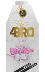 4bro Ice Tea Bubble Gum