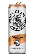 White Claw Iced Tea Peach