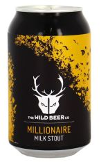 Wild Beer Millionaire Sweet Stout