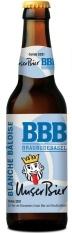 Unser Bier Braubude Basel Blanche Baloise