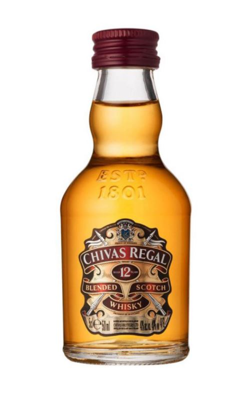 Whisky Chivas Regal 12Y Scotch