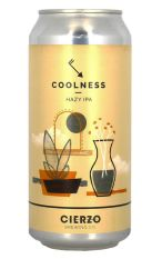 Cierzo Coolness Hazy IPA