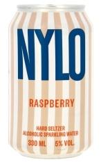 NYLO Raspberry hard seltzer