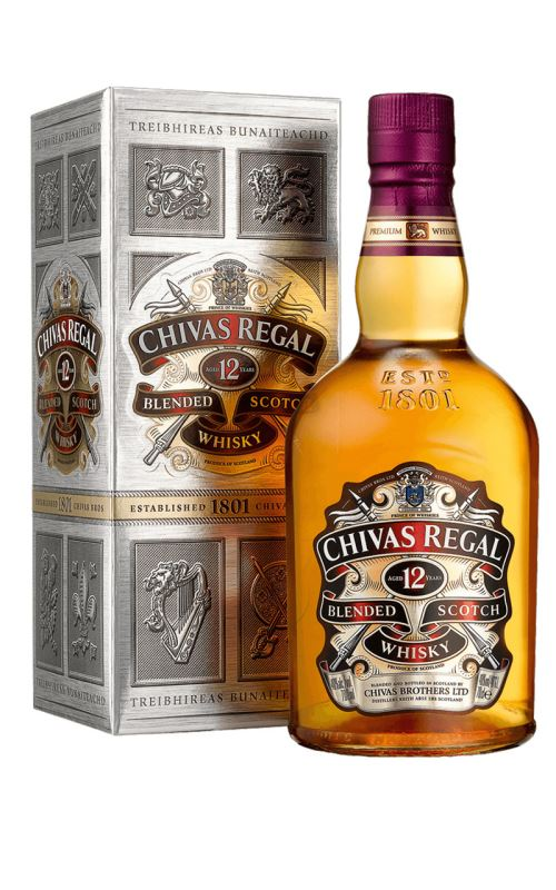 Chivas Regal 12y Scotch